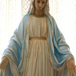 You are all beautiful, O Mary….