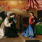 Concerning the date of the Feast of the Annunciation this year